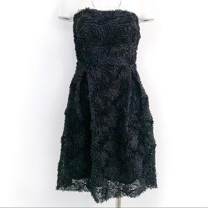 Zara Black Cocktail Dress